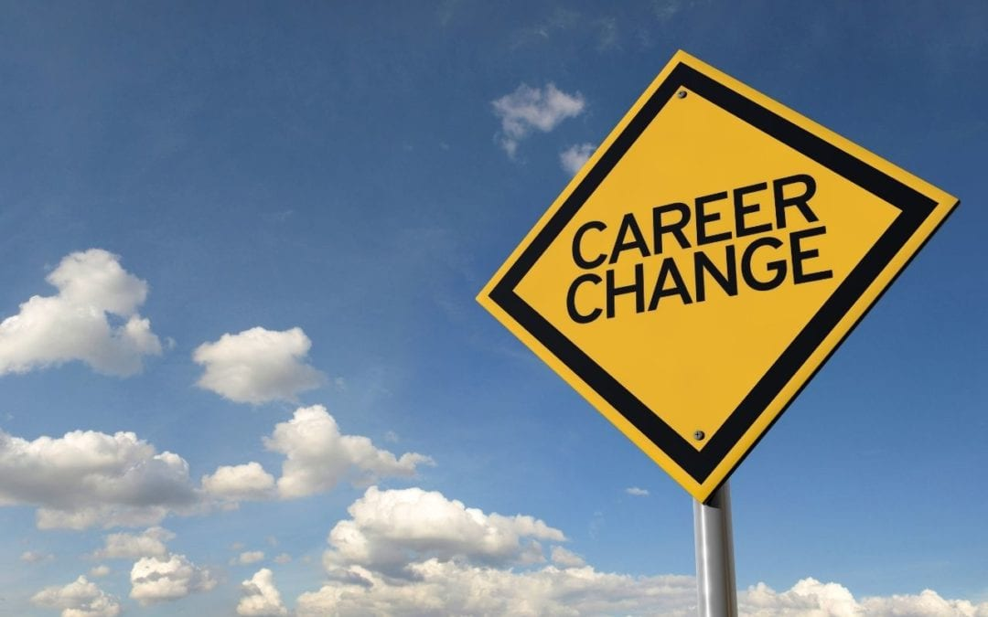 How do you know it's time  for a career change?